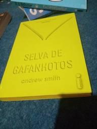 Título do anúncio: Livro Selva de gafanhotos - Andrew Smith