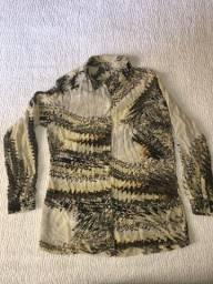 Camisa femininas - G