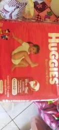 Vendo fraldas Hungies xxg