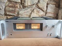 Amplificador Polivox PM 5000 verde