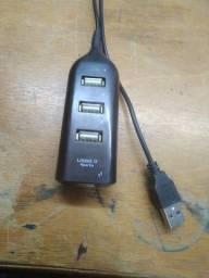 Título do anúncio: RUB USB 2.0 4 PORTS