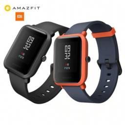 Amazfit Bip Xiaomi A 1608 Smartwatch, corrida , ciclismo com GPS Strava
