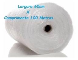 Plástico bolha rolo bobina 60 cm x 100 mt. 25 micras Embalagem