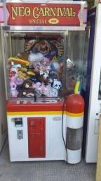 Aluguel de máquina de pelúcia