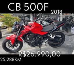 CB 500F 2018