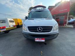 Título do anúncio: sprinter 415 cdi ambulancia uti