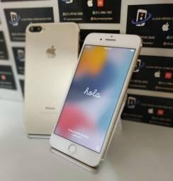 Título do anúncio: iPhone 7plus 32GB ac cartão