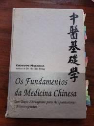 Título do anúncio: Livro usado Os Fundamentos da Medicina Chinesa