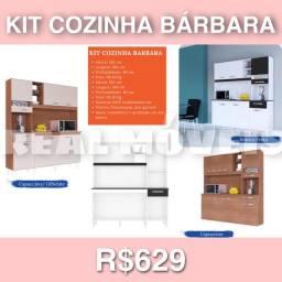 Armário de cozinha barbara armário de cozinha barbara 91848