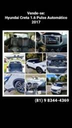 Título do anúncio: Hyundai Creta Pulse 1.6 AT 2017