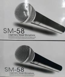 Microfones LACRADOS! TOP