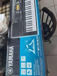 Teclado Yamaha E343