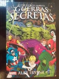 livros Marvel