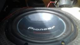 Subwoofer Pioneer 12 Polegadas Ts-w309-s4<br><br><br>