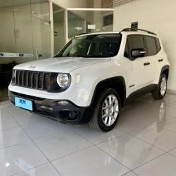 Jeep Renegade Sport 1.8 AT 2019 único dono