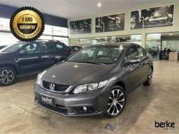 Título do anúncio: Honda Civic Sedan LXR 2.0 Flexone 16V Aut. 4p