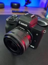 Camera digital Canon EOS M50 4k 24,1 MP