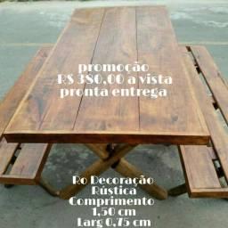 Mesa rustica !!!
