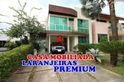 Casa Duplex com 3 suítes no Laranjeiras Premium.