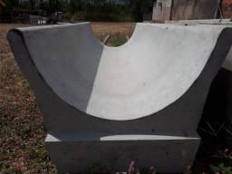 Título do anúncio: Forma para fábrica cocho de concreto