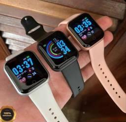 Vendo 3 relógios Smartwatch