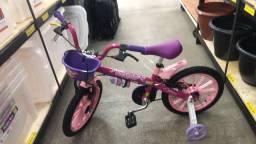 Título do anúncio: Promoção Bicicleta aro 16 infantil nova para criança de 5 anos