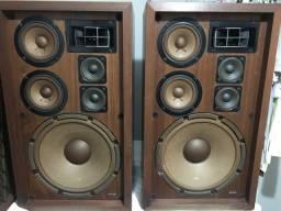 Caixas pioneer cs88A  para som de vinil