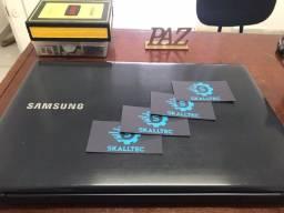 Título do anúncio: Notebook Samsung, Intel i3, 4 Ram/ 500 GB de HD Tudo em perfeito estado de funcionamento