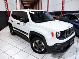 Título do anúncio: Jeep Renegade 1.8 sport ano 2016 completo mecânica aceito carro na troca