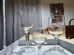 Título do anúncio: Taças de cristal