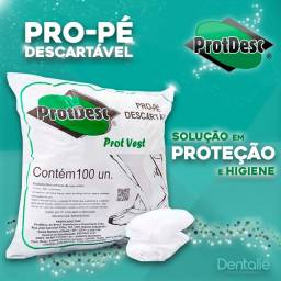 Sapatilha Pro-pé gramatura 20 Protdesc