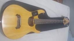Violão eletrico luthier