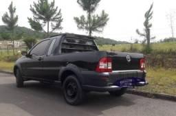 Fiat estrada preta