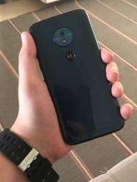 Moto G7 play Edição especial azul marinho