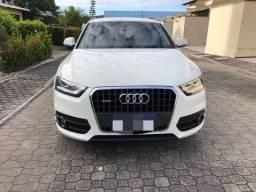 Audi Q3 attraction 2.0 turbo quattro 2014 ( Blindada)