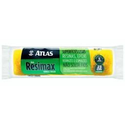 Título do anúncio: Rolo Resimax 23cm Amarelo - atlas