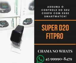 Smartwatch D20 FitPro