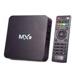 Título do anúncio: Tv Box - Mx9 5g