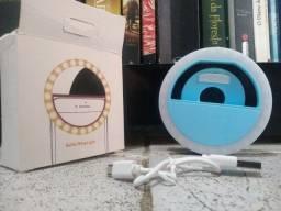 Título do anúncio: Selfie ring light USB para conectar no celular