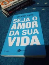 Título do anúncio: Livro Seja o amor da sua vida - Guilherme Pintto