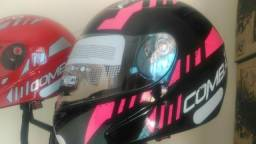 Capacete fly combate