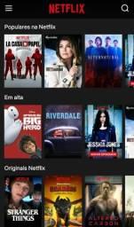 Aluguel de Conta Netflix