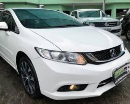 Honda Civic LXR 2.0 , Todas revisões em dia na Honda - 2016