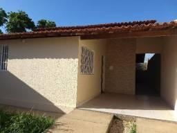 Casa nova próx da Faete com 3 Q sendo 1 suíte, piso em porcelanato financia