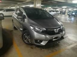 Honda Fit 2015 EXL ? Automático ? Banco de couro - 2015