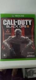 Jogo call of duty black ops 3 para Xbox one