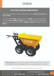 Mini Caçamba - SX26