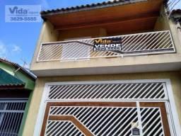 Sobrado com 4 dormitórios à venda, 200 m² por r$ 550.000 - cidade das flores - osasco/sp
