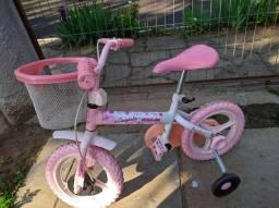 Bicicleta infantil aro 12 Caloi