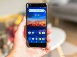Celular Nokia android, 32Gb+32 de memoria,R$=750,00